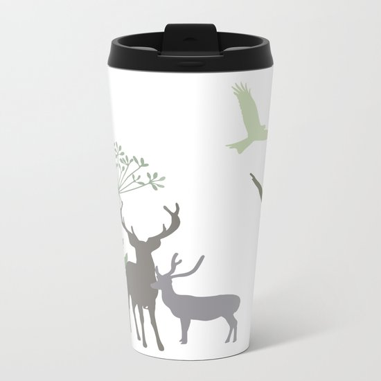 Harmony No. 1 Metal Travel Mug