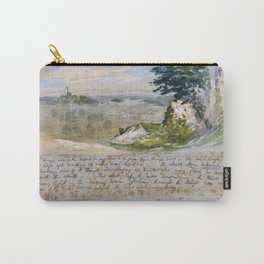12,000pixel-500dpi - Samuel Palmer - Guildford - Digital Remastered Edition Carry-All Pouch