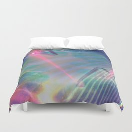 Refraction I Duvet Cover