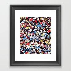 Abstract 35 Framed Art Print