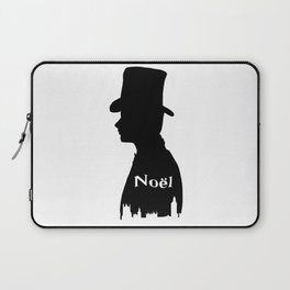 Chris Colfer as Noel Coward Laptop Sleeve