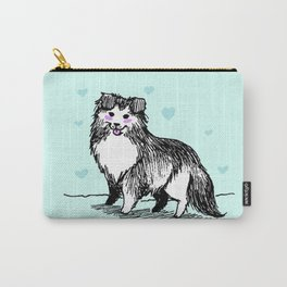 A Very Good Boy Carry-All Pouch