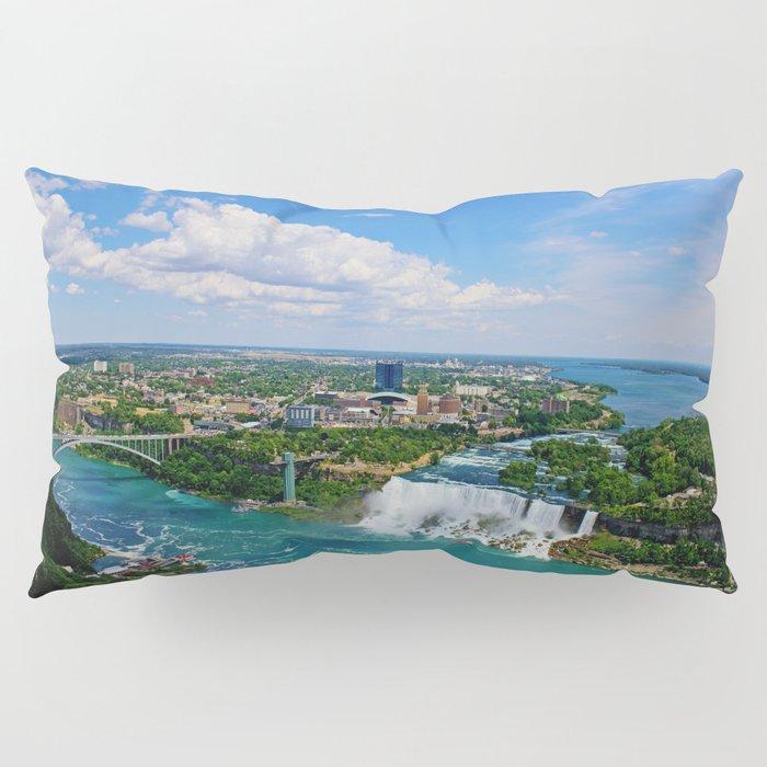 Bird's View Pillow Sham