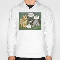 fili Hoodies featuring Fili and Kili ponies MLP The Hobbit Crossover Parody by BlacksSideshow