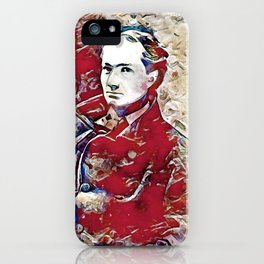 Charles Baudelaire 1. iPhone Case