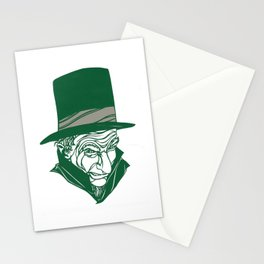 A Christmas Carol: Scrooge Stationery Cards