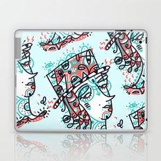 Landlord of the heart Laptop & iPad Skin