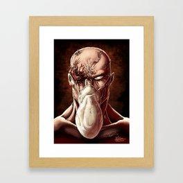 Demon Eye Framed Art Print