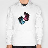 sneakers Hoodies featuring Sneakers by Cindys
