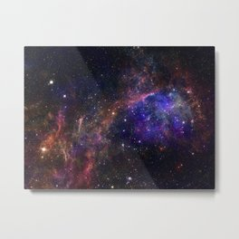 Star Field Metal Print