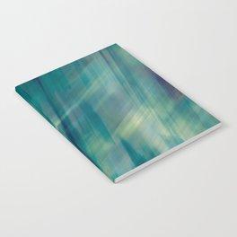 Submerge Aqua Notebook