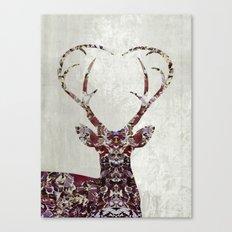 My Deer Love, Canvas Print