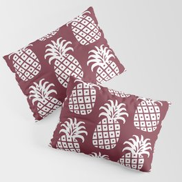 Retro Mid Century Modern Pineapple Pattern 517 Pillow Sham