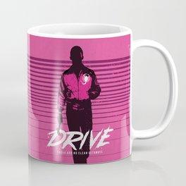 Drive art movie inspired Coffee Mug