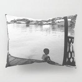 Quiet Moment on Isla Bastimento, Panama Pillow Sham