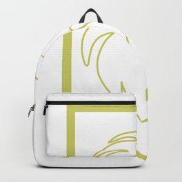 Phi Lambda Chi Lion Backpack