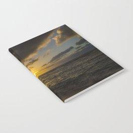 Golden Sunrise by Teresa Thompson Notebook