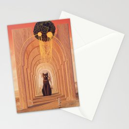 Ninth life Stationery Cards