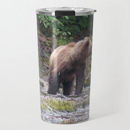Curious Bear Travel Mug