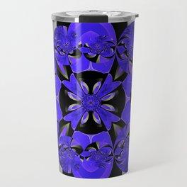 Deep Blue Travel Mug