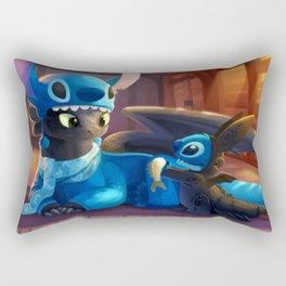 Jammy Jam Party Rectangular Pillow