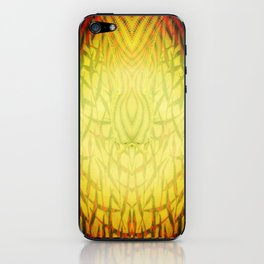 Challenge the Dragon iPhone Skin