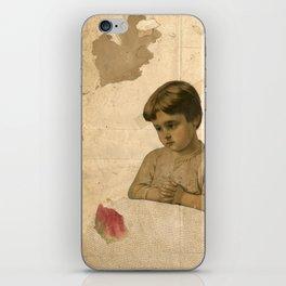 Uncertainty iPhone Skin