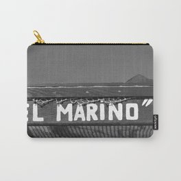 El Marino bw Carry-All Pouch