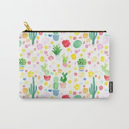 Cacti 1A Carry-All Pouch