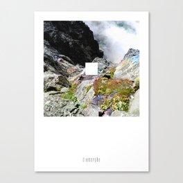 TATRY Canvas Print