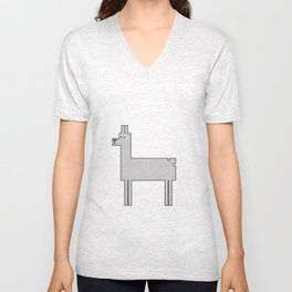 Alpaca Life Unisex V-Neck