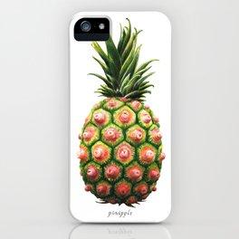 Pinipple iPhone Case