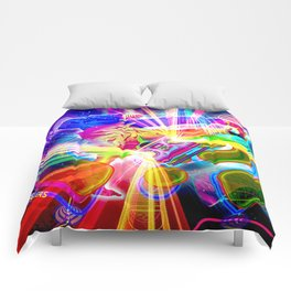 Speakerbox (Bassnectar Art) Comforters