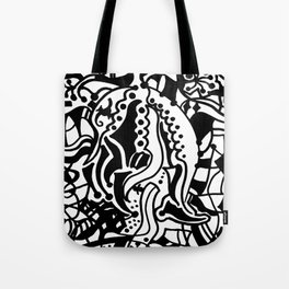 Hidden Genie Tote Bag