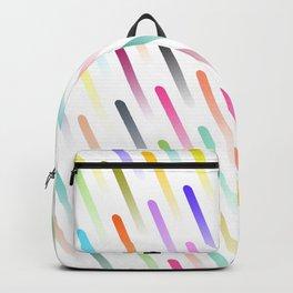 Neon Rain Backpack