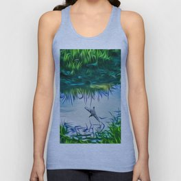 Reflections Unisex Tank Top