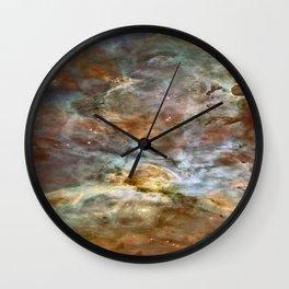 Eta Carinae Wall Clock