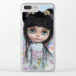 Japan Style by Erregiro Clear iPhone Case