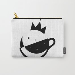 Self-Care Queen - Black Carry-All Pouch
