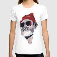 zissou T-shirts featuring Team Zissou by PAFF
