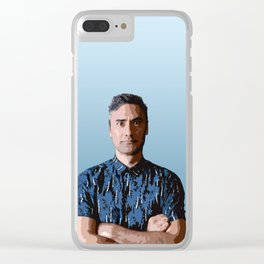 Taika Waititi 15 Clear iPhone Case