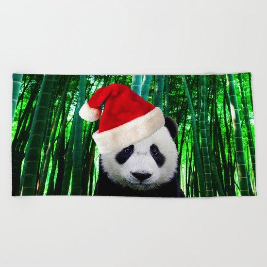 Take me Home | Christmas Spirit Beach Towel