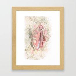 Yoni Prime Framed Art Print