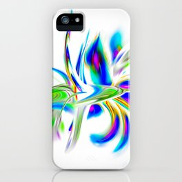 Abstract perfection - Flower Magical iPhone Case
