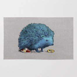 Sonic (color option) Rug