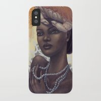 cancer iPhone & iPod Cases featuring Cancer by Artist Andrea