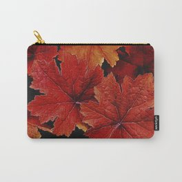 Abstract Heuchera Carry-All Pouch