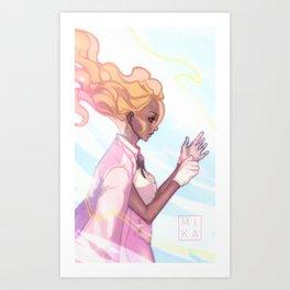 Ready Art Print