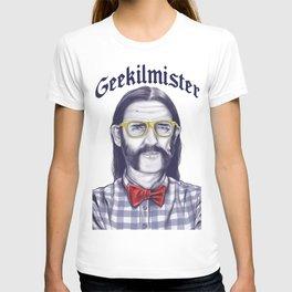 Geekilmister T-shirt