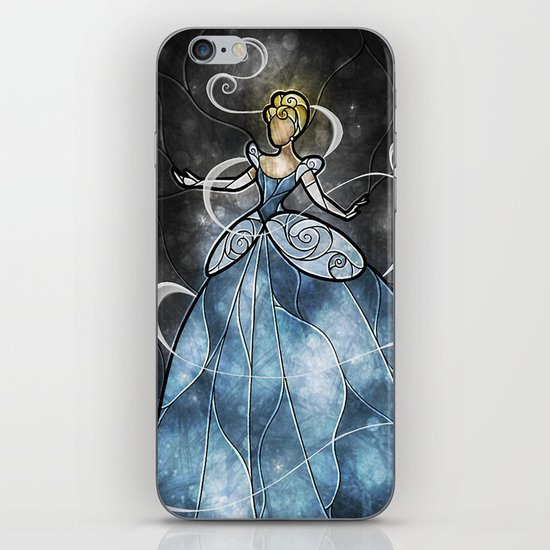 Bibbidi bobbidi iPhone & iPod Skin